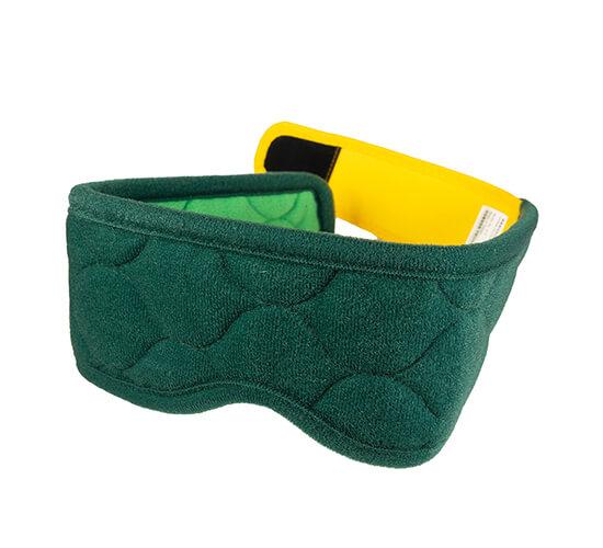 麗臺眼科用眼罩 奈米舒壓帶(綠色)